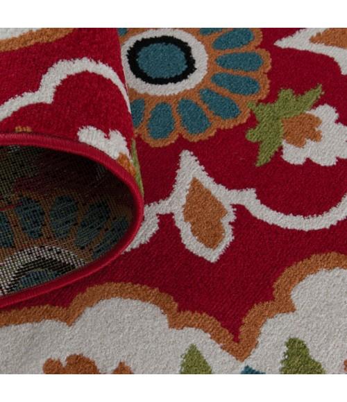 Central Oriental Terrace Tropic 084 2309ON71-084 Area Rug