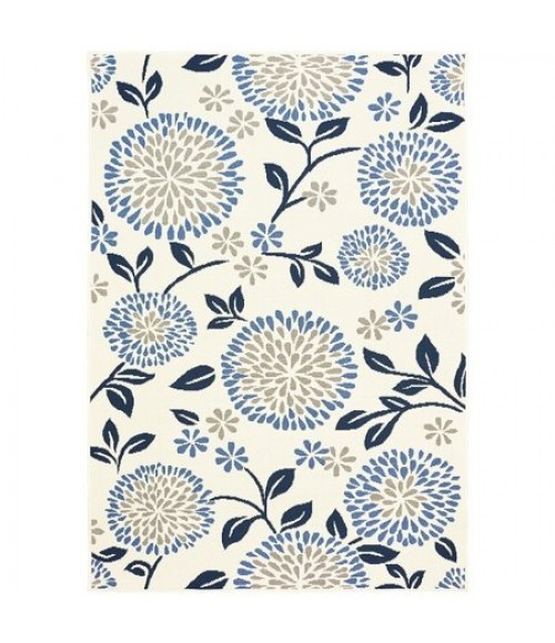 Central Oriental Tributary 6013-04-67 Area Rug