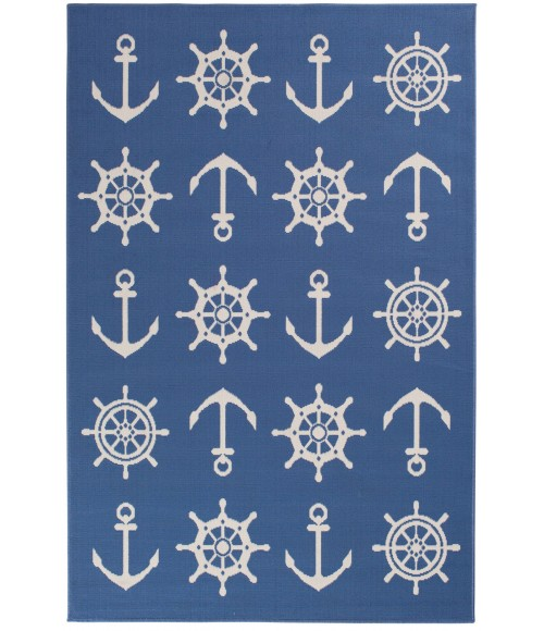 Central Oriental Tributary 6020-41-62 Area Rug