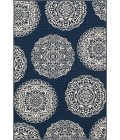 Central Oriental Tributary 8649-42-62 Area Rug