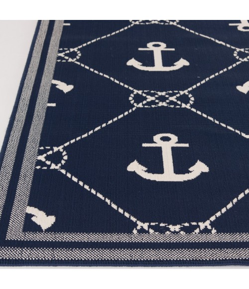 Central Oriental Tributary 6004-42-67 Area Rug