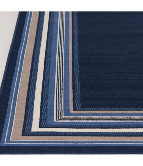Central Oriental Tributary 6003-42-67 Area Rug