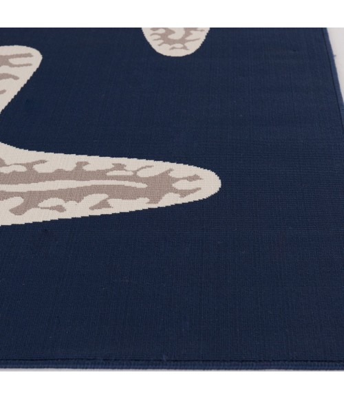 Central Oriental Tributary 6015-42-46P1 Area Rug