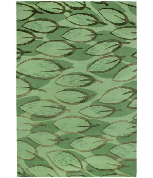 Couristan Impressions Sage-Leaf-10x14 Rug