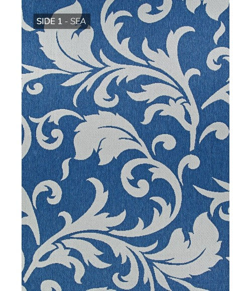 Couristan OUTDURABLES VINEYARDS R204-SEDN-23x710-RUNNER Area Rug
