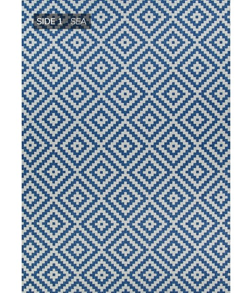 Couristan OUTDURABLES HARBOR POINT R205-SEDN-23x119-RUNNER Area Rug