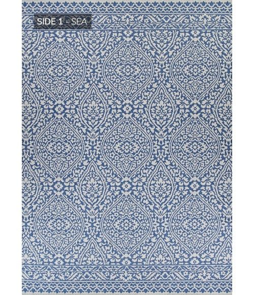 Couristan OUTDURABLES FLOWER FESTIVA R209-SEDN-2x37 Area Rug