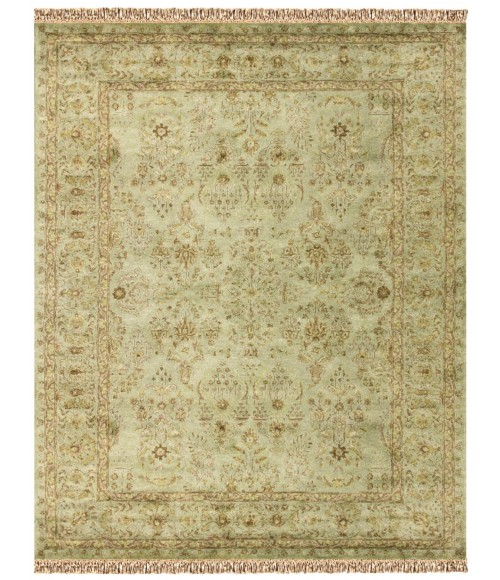 Feizy AMORE 8327F IN SAGE/SAGE 5' x 8' Area Rug
