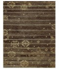 Feizy QUING 6064F IN SOIL 4' x 6' Area Rug
