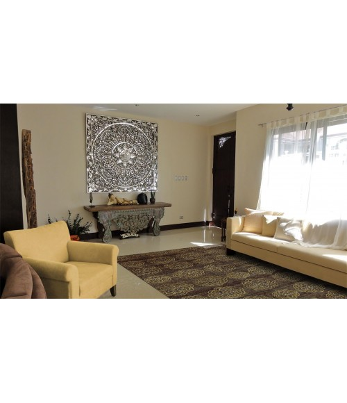 """Feizy QUING 6065F IN BROWN 5' 6"""" x 8' 6"""" Area Rug"""