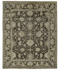 """Feizy USTAD 6280F IN CHARCOAL/MULTI 5' 6"""" x 8' 6"""" Area Rug"""