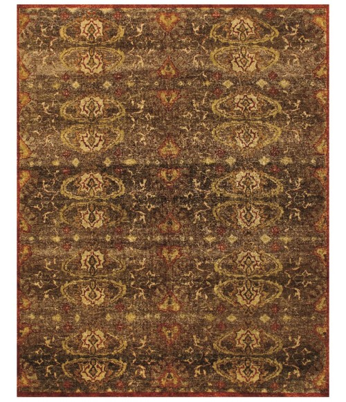 """Feizy AMZAD 6115F IN BROWN 8' 6"""" x 11' 6"""" Area Rug"""
