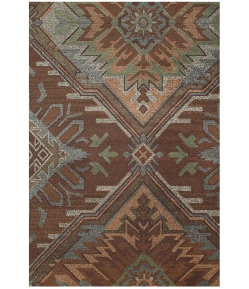 """Feizy RIVINGTON 3249F IN MYSTIC BLUE 2' 2"""" x 4' Area Rug"""