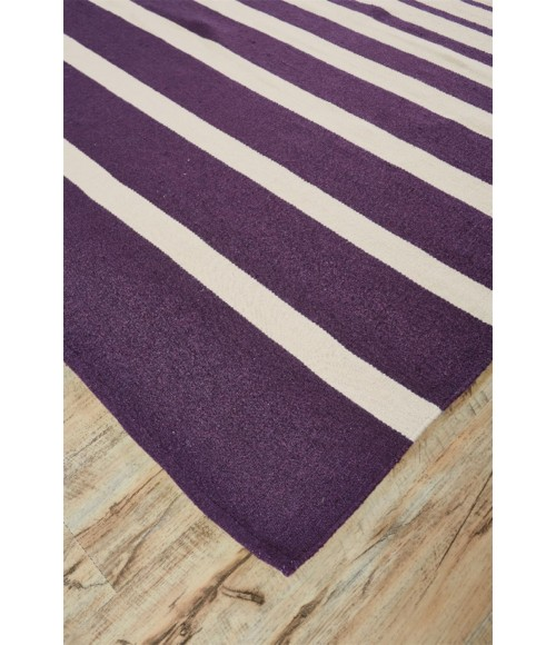 Feizy SARGASSO I 0632F IN PURPLE/WHITE 5' x 8' Area Rug