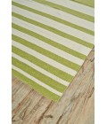 Feizy SARGASSO I 0633F IN GREEN/WHITE 2' x 3' Sample Area Rug