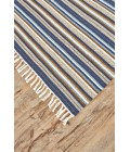 Feizy SARGASSO I 0634F IN BLUE/MULTI 2' x 3' Sample Area Rug