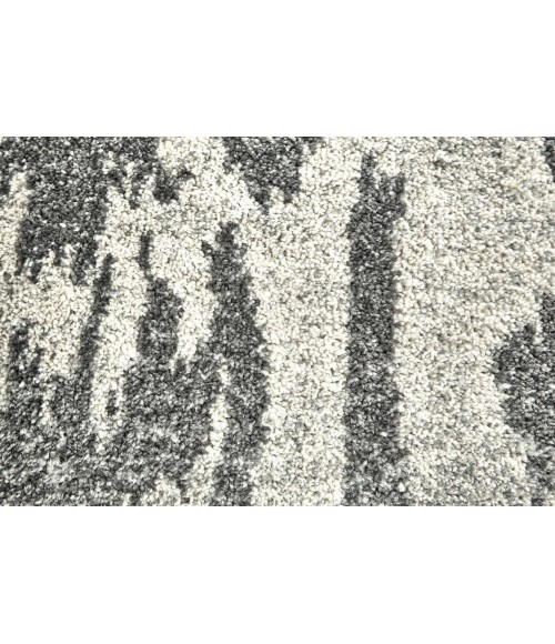 Feizy SOREL 3363F IN CHARCOAL 5' x 8' Area Rug