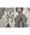 """Feizy SOREL 3364F IN PEWTER 1' 8"""" X 2' 10"""" Sample Area Rug"""
