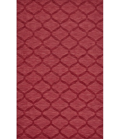 Feizy SOMA 8342F IN RED 5' x 8' Area Rug