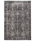 """Feizy PRASAD 3680F IN CHARCOAL/GRAY 1' 8"""" X 2' 10"""" Sample Area Rug"""