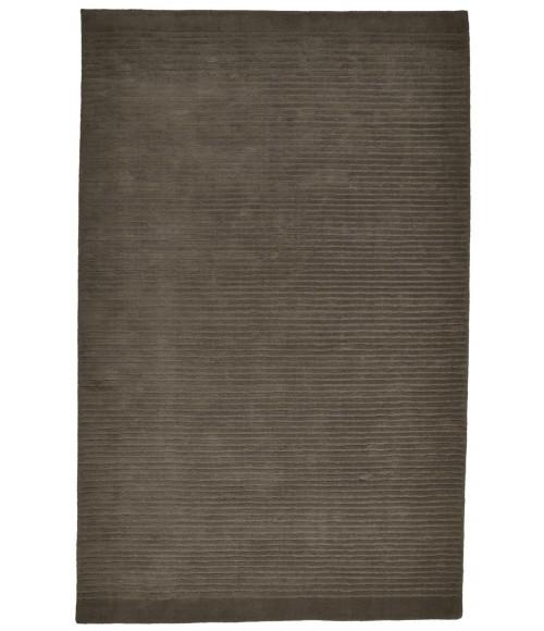 Feizy WARDON 8688F IN MUSHROOM 5' x 8' Area Rug