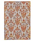 Feizy SAMOS 3423F IN APRICOT 8' X 11' Area Rug