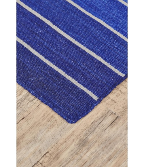Feizy SANTINO 0562F IN BLUE 4' x 6' Area Rug