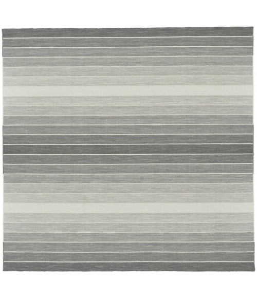 Feizy SANTINO 0562F IN LIGHT GRAY 2' x 3' Sample Area Rug