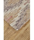 Feizy ARAZAD 8477F IN PINK/MULTI 2' x 3' Sample Area Rug