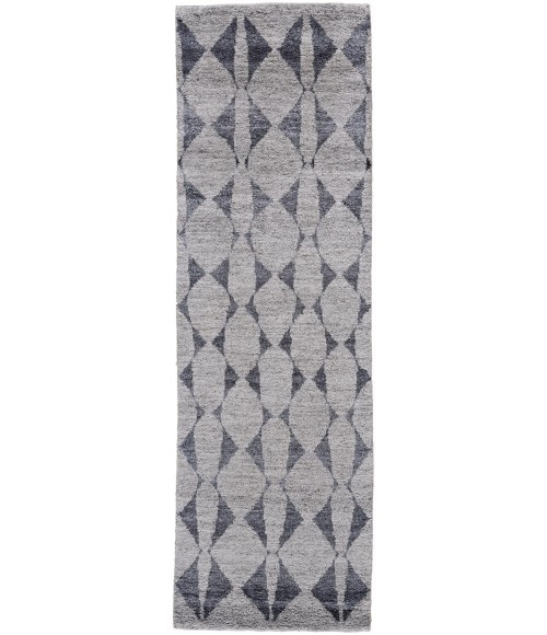 Feizy ABYTHA 6459F IN WARM/GRAY 2' x 3' Sample Area Rug
