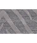 """Feizy WALDOR 3968F IN GRAY 2' 10"""" X 7' 10"""" Runner Area Rug"""