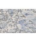 Feizy REAGAN 8687F IN GRAY/BLUE 5' x 8' Area Rug