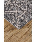 Feizy TURVEY 8728F IN CHARCOAL/MULTI 5' x 8' Area Rug