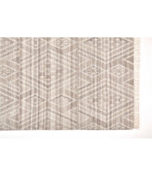 Feizy SAVONA 0793F IN GRAY 8' x 10' Area Rug