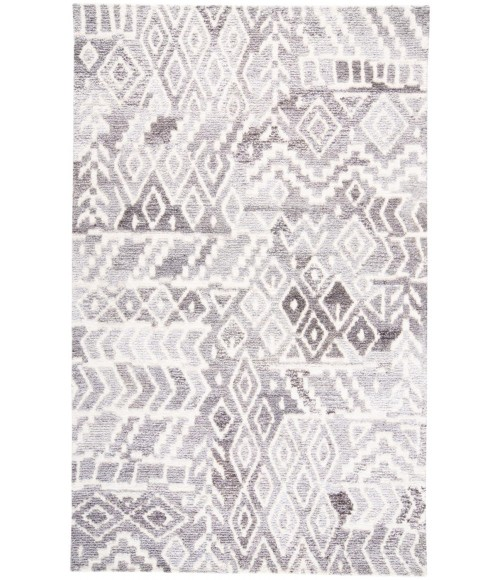 Feizy ASHER 8771F IN TAUPE/NATURAL 5' x 8' Area Rug