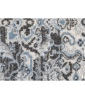 """Feizy AINSLEY 3898F IN CHARCOAL/TAN 6' 7"""" X 9' 6"""" Area Rug"""