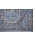 """Feizy ARMANT 3912F IN BLUE/MULTI 2' 3"""" X 7' 9"""" Runner Area Rug"""