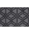 """Feizy PHOENEX 0807F IN CHARCOAL 5' X 7' 6"""" Area Rug"""