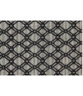 """Feizy PHOENEX 0808F IN BLACK/IVORY 5' X 7' 6"""" Area Rug"""