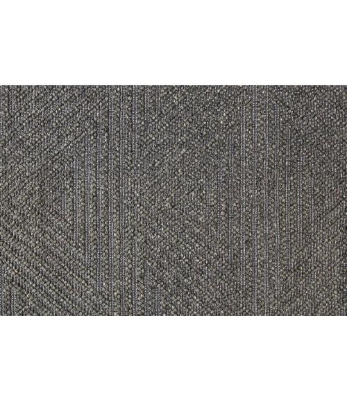 "Feizy PHOENEX 0810F IN SLATE / GRAY 5' X 7' 6"" Area Rug"