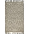 Feizy PHOENEX 0810F IN STONE 2' x 3' Sample Area Rug