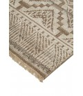 """Feizy PAYTON 6497F IN BEIGE/GRAY 5' 6"""" x 8' 6"""" Area Rug"""