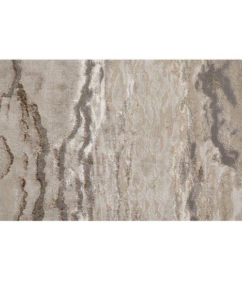 """Feizy AURA 3727F IN BEIGE/GOLD 10' X 13' 2"""" Area Rug"""