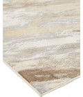 """Feizy PARKER 3704F IN BEIGE/BLUE 3' 9"""" X 5' 7"""" Area Rug"""