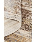 """Feizy PARKER 3705F IN IVORY/GRAY 2' 6"""" x 8' Runner Area Rug"""