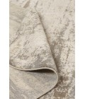 Feizy PARKER 3719F IN SILVER/BEIGE 10' x 14' Area Rug