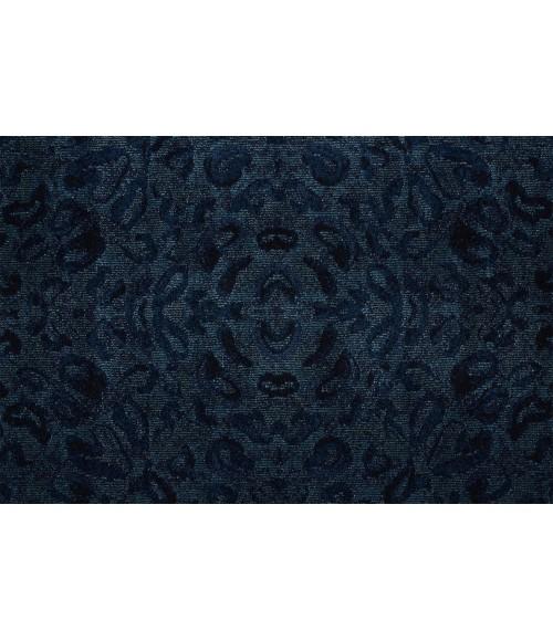 """Feizy REMMY 3424F IN BLUE / DARK BLUE 10' X 13' 2"""" Area Rug"""