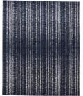 "Feizy REMMY 3425F IN DARK BLUE/IVORY 1' 8"" X 2' 10"" Sample Area Rug"