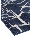 """Feizy REMMY 3516F IN BLUE/BEIGE 1' 8"""" X 2' 10"""" Sample Area Rug"""
