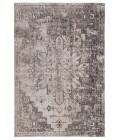 Jaipur Living Isolde Indoor/ Outdoor Medallion Gray/ Ivory Area Rug (10 X14 )